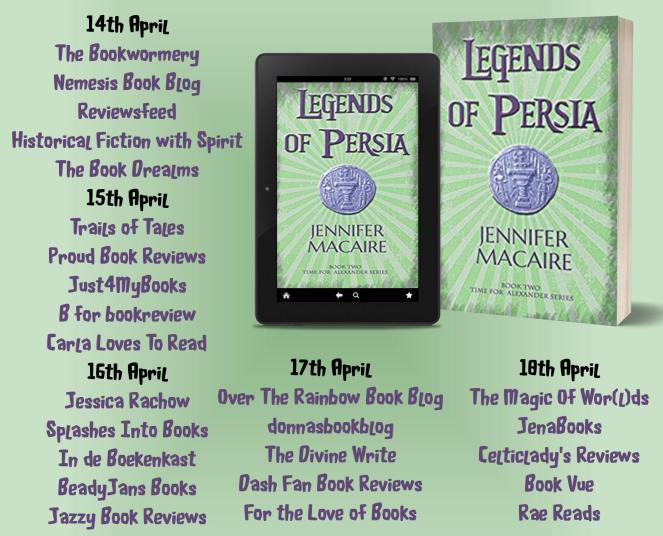 Legends of Persia Full Tour Banner
